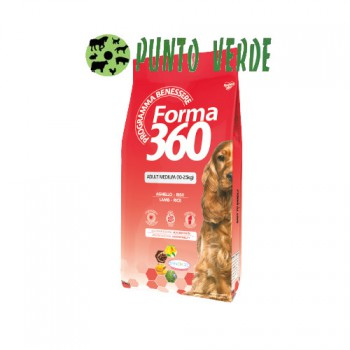 FORMA 360 ADULT MEDIUM AGNELLO RISO KG 12