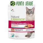 NATURAL TRAINER STERILISED CAT SALMONE GR. 300