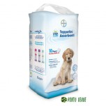 BAYER PET CASA CLEAN TAPPETINI ASSORBENTI 60X90