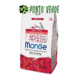 MONGE MINI PUPPY E JUNIOR KG 3