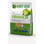 NATURAL TRAINER ADULT MAXI CON POLLO KG 3