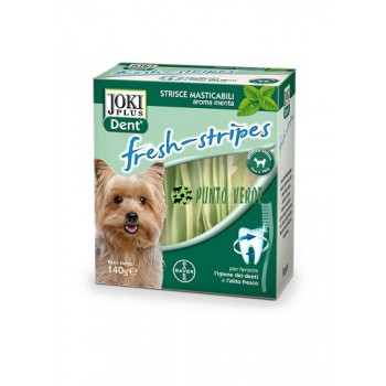 BAYER JOKI DENT FRESH-STRIPES TAGLIA PICCOLA 140 GR.