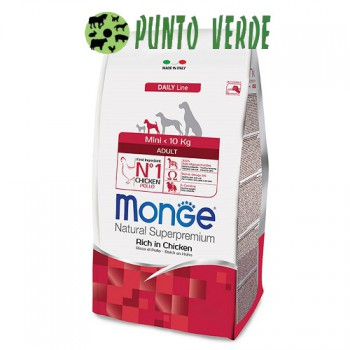 MONGE MINI ADULT KG 3