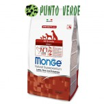 MONGE ALL BREEDS AGNELLO CON RISO E PATATE KG 12