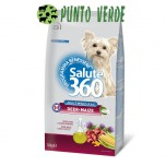 SALUTE 360 ADULT MINI DEER & MAIZE KG 1,8