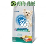 SALUTE 360 ADULT MINI FISH & POTATOES KG 1,8