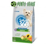 SALUTE 360 ADULT MINI VEGETAL KG 1,8