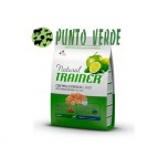 NATURAL TRAINER ADULT MAXI CON POLLO FRESCO E RISO KG 12