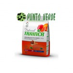 NATURAL TRAINER ADULT MEDIUM PROSCIUTTO CRUDO E RISO KG 12